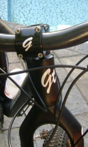 The Grafenbergs Gtrails Steerer Tube Decal